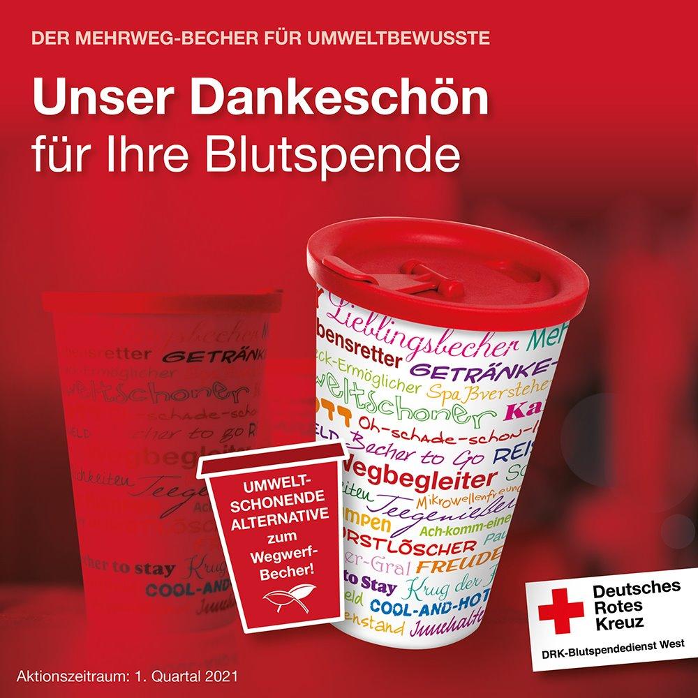 Unser Dankeschön für Ihre Blutspende