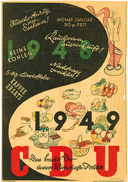 Stadtarchiv zeigt historische Wahlplakate
