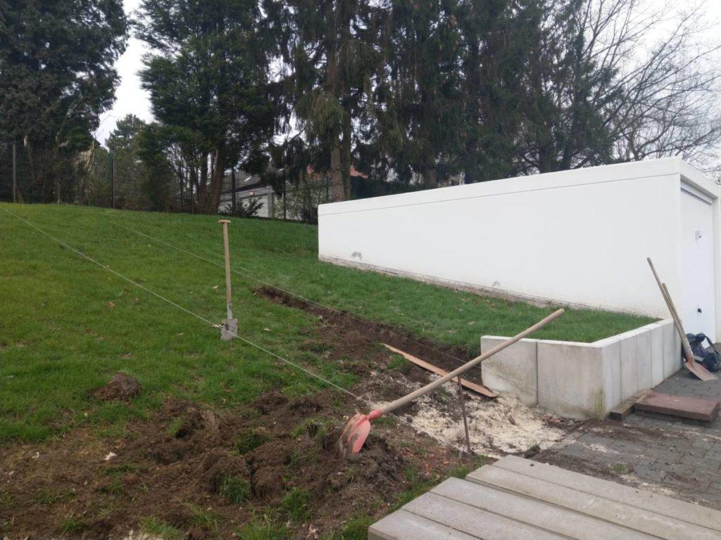 Vereinsprojekt: Beim LFC Laer wird jetzt auch gegärtnert