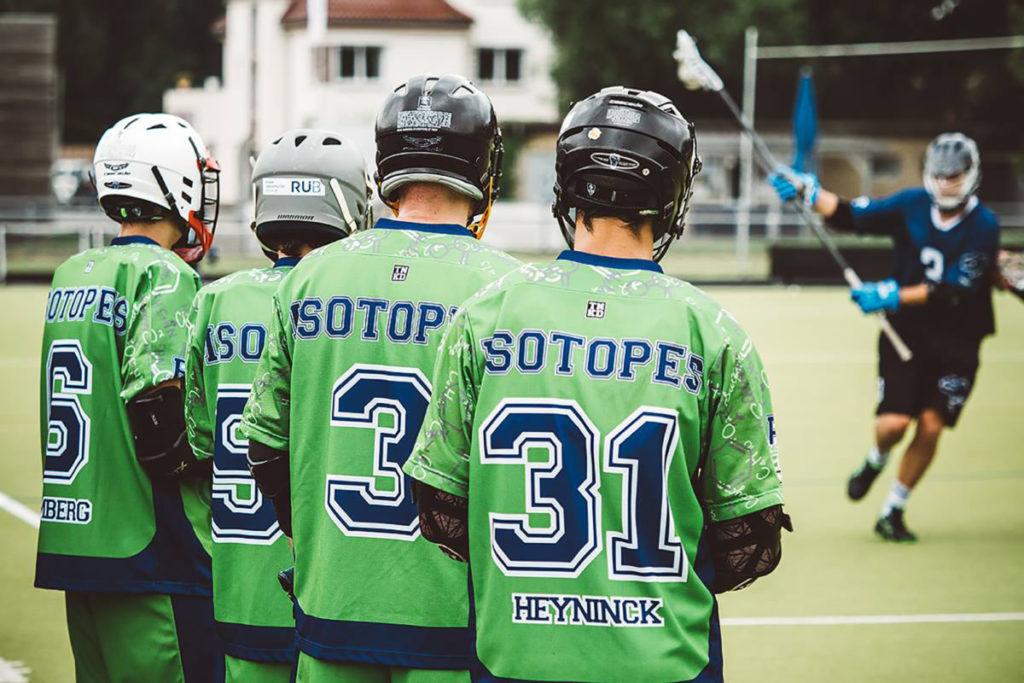 Lacrosse1 Photo Credit Heiko Broska . Bochumer Bench