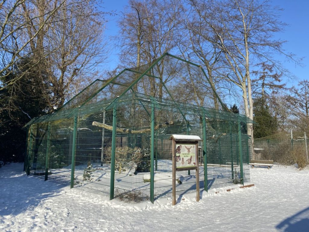 Vogelpark Stadtgarten