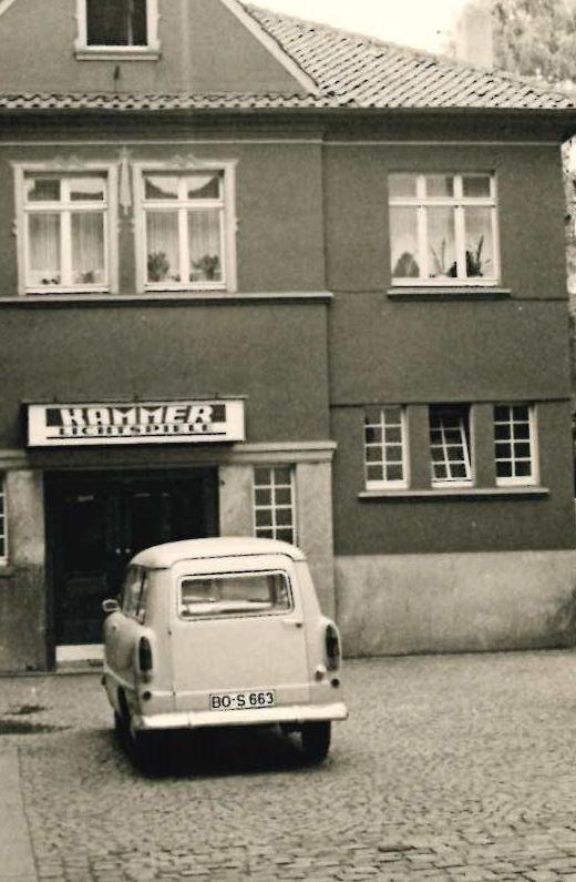Kammerlichtspiele: Als Gerthe noch ins Kino ging