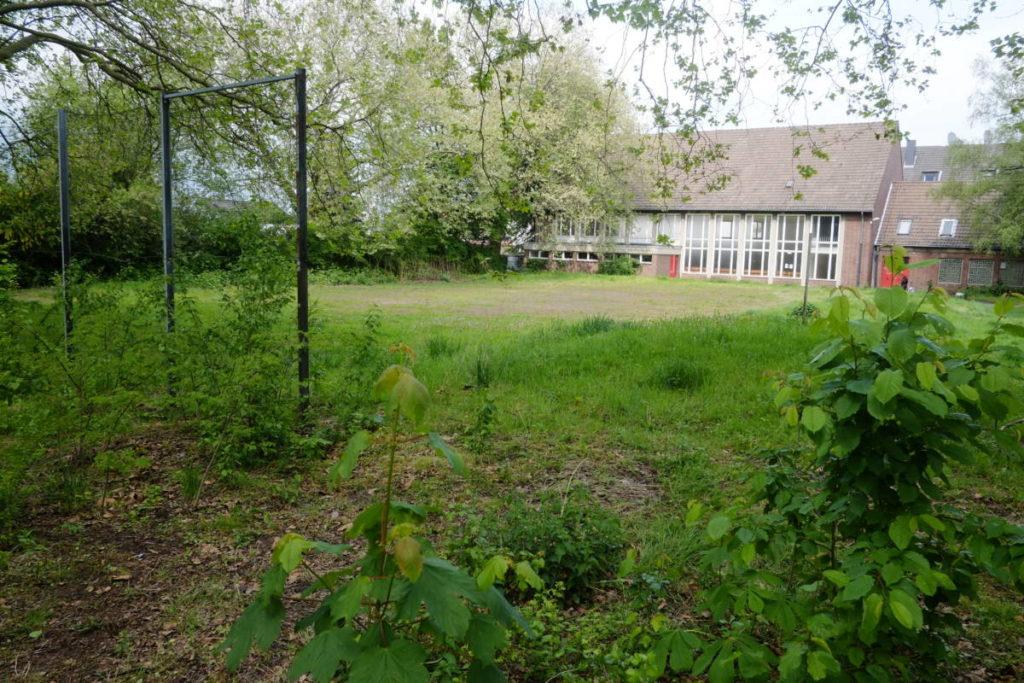Südfeldmarkschule: Gebäude soll verkauft werden